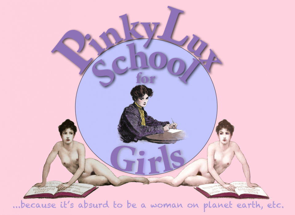 PinkyLux School for Girls
